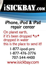 iPhone, iPad, iPod service, data recovery and repair