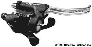Shimano Deore Xt M737 Brake Shift Lever Set Bikepro