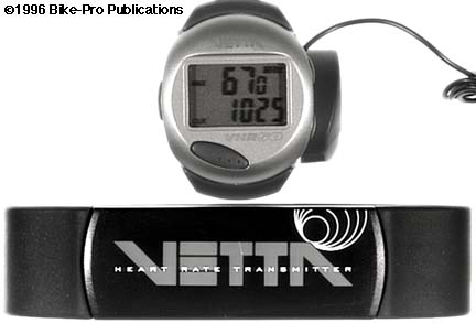 Buyer S Guide Vetta Heart Rate Monitors Bicycle