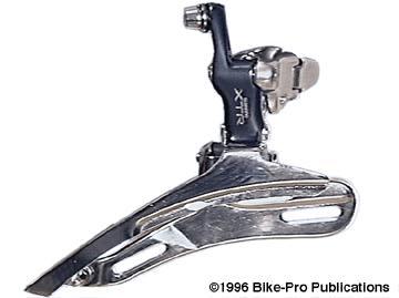 BikePro com / Buyer's Guide / Shimano Mtn  Front Derailleurs