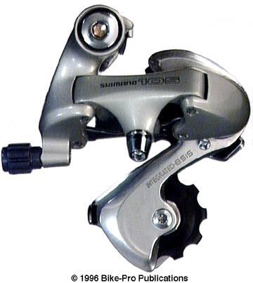 08f11b6f29d SHIMANO 105 SC REAR DERAILLEUR - BikePro.com / Buyer's Guide ...